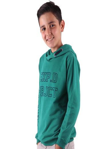 E&H Sweatshirt Yeşil